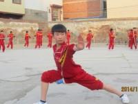 少林武术体校日常训练照片 (19)