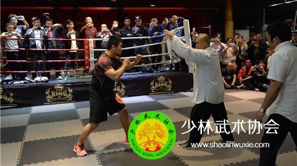 MMA徐晓冬VS雷公太极-其他角度 ()